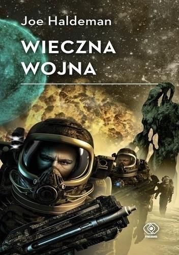 Okładka książki Wieczna wojna Joe William Haldeman