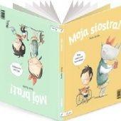 Okładka książki Moja Siostra! / Mój Brat! Rocio Bonilla
