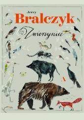 Okładka książki Zwierzyniec Jerzy Bralczyk
