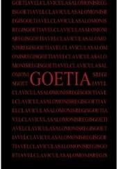 Okładka książki Goetia Vel Clavicula Salomonis Regis autor nieznany,Aleister Crowley,MacGregor Mathers