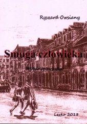 Okładka książki Smuga człowieka Ryszard Owsiany