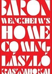 Okładka książki Baron Wenckheims Homecoming László Krasznahorkai