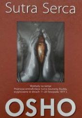 Okładka książki Sutra Serca Osho