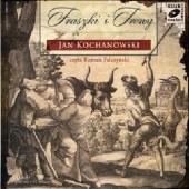 Okładka książki Fraszki i Treny Jan Kochanowski