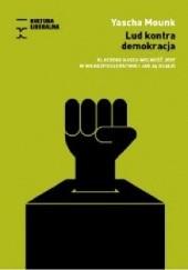 Okładka książki Lud kontra demokracja Yascha Mounk