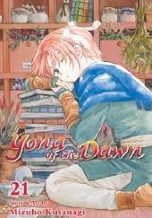 Okładka książki Yona of the Dawn #21 Mizuho Kusanagi