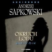 Okładka książki Okruch lodu Andrzej Sapkowski