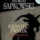 Okładka książki Kraniec świata Andrzej Sapkowski
