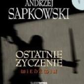 Okładka książki Ostatnie życzenie Andrzej Sapkowski