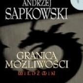 Okładka książki Granica możliwości Andrzej Sapkowski