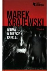 Okładka książki Widma w mieście Breslau Marek Krajewski