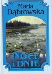 Okładka książki Noce i dnie Maria Dąbrowska