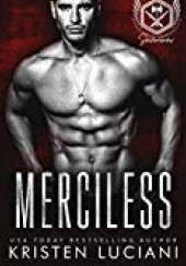 Okładka książki Merciless Kristen Luciani