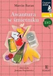 Okładka książki Awantura w śmietniku