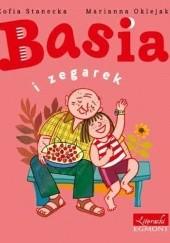 Okładka książki Basia i zegarek Zofia Stanecka