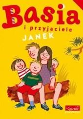 Okładka książki Basia i przyjaciele. Janek Zofia Stanecka