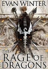 Okładka książki The Rage of Dragons Evan Winter