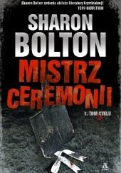 Okładka książki Mistrz ceremonii Sharon Bolton