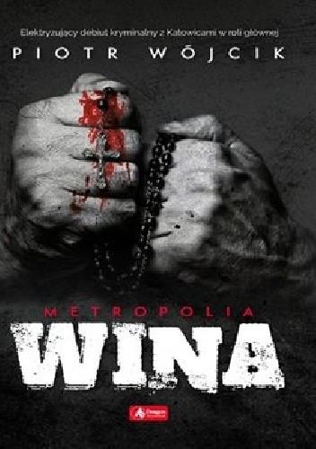 Okładka książki Wina Piotr Wójcik