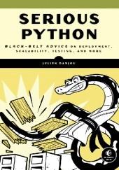 Okładka książki Serious Python Julien Danjou