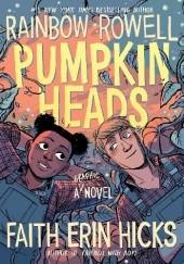 Okładka książki Pumpkinheads Rainbow Rowell