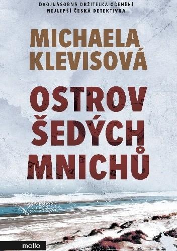 Okładka książki Ostrov Šedých Mnuchů Michaela Klevisová