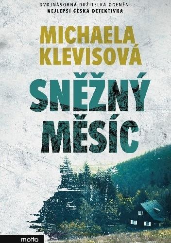 Okładka książki Sněžný Měsíc Michaela Klevisová