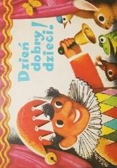 Okładka książki Dzień dobry dzieci Vojtěch Kubašta