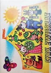 Okładka książki Cyrk zwierząt Vojtěch Kubašta