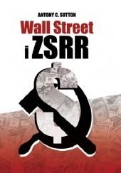 Okładka książki Wall Street i ZSRR Antony C. Sutton