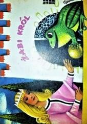 Okładka książki Żabi król Vojtěch Kubašta