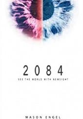 Okładka książki 2084 Mason Engel