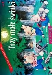 Okładka książki Trzy małe świnki. Baśniowa Kolekcja. Iwona Krynicka