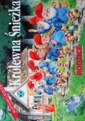 Okładka książki Królewna Śnieżka. Baśniowa Kolekcja Iwona Krynicka