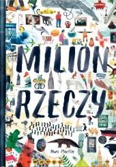 Okładka książki Milion rzeczy Marc Martin
