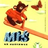 Okładka książki Miś na huśtawce