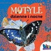 Okładka książki Motyle dzienne i nocne Izabela Dziekańska