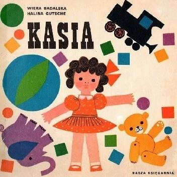 Okładka książki Kasia Wiera Badalska