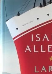Okładka książki Largo pétalo de mar Isabel Allende