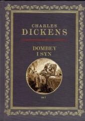 Okładka książki Dombey i syn tom 3 Charles Dickens