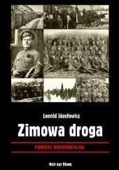 Okładka książki Zimowa droga Leonid Józefowicz