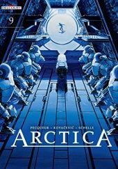 Okładka książki Arctica 9. Czarne Komando