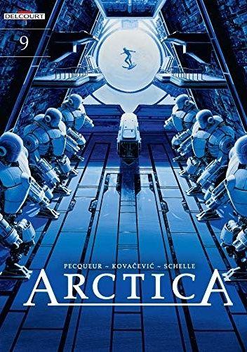 Okładka książki Arctica 9. Czarne Komando Bojan Kovacevic,Daniel Pecqueur