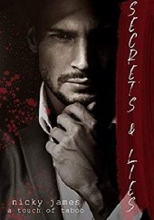 Okładka książki Secrets & Lies Nicky James