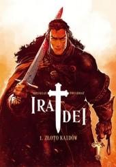 Okładka książki Ira Dei #1: Złoto Kaidów Vincent Bourgeau,Ronan Toulhoat