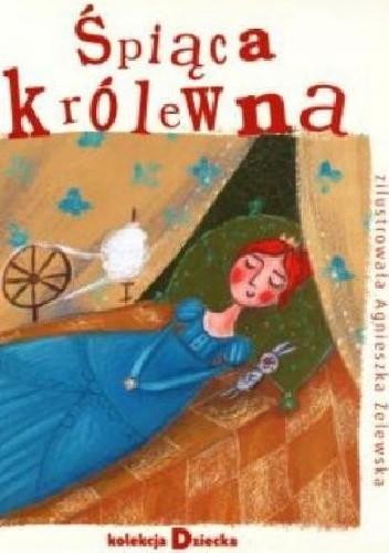 Okładka książki Śpiąca królewna Grzegorz Kasdepke