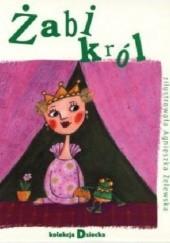 Okładka książki Żabi król
