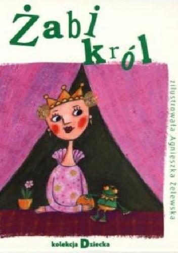 Okładka książki Żabi król Jarosław Mikołajewski