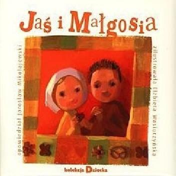 Okładka książki Jaś i Małgosia Charles Perrault