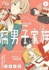 Okładka książki Fudanshi Kazoku #1